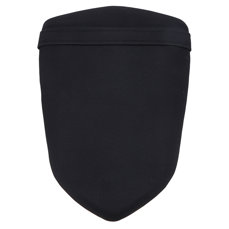 POSSBAY Motorcycle Rear Seat Cover Pad Motorbike Pillion Scooter Cushion For Kawasaki Ninja 250R EX250 2008-2012 Cafe Racer
