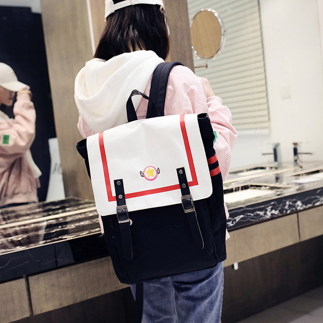 Cardcaptor Sakura School Bag