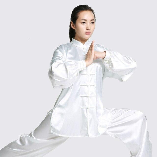 c565854e313fae Alibaba グループ | AliExpress.comの からの 高品質太極拳服ロング ...