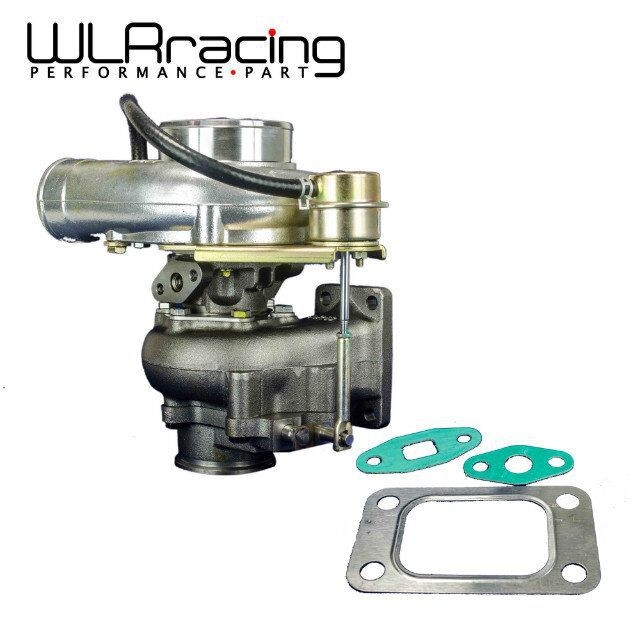 WLR RACING-WGT35 GT30 Turbine A/R. 63 Com A/R. 70 T3 bride v-band-79mm TURBO turbocompresseur interne WLR-TURBO51