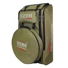 купить Large Capacity Fishing Bag waterproof Multifunctional Outdoor Tactical Backpack Trekking Sport Travel Camping Hiking Fishing Bag дешево