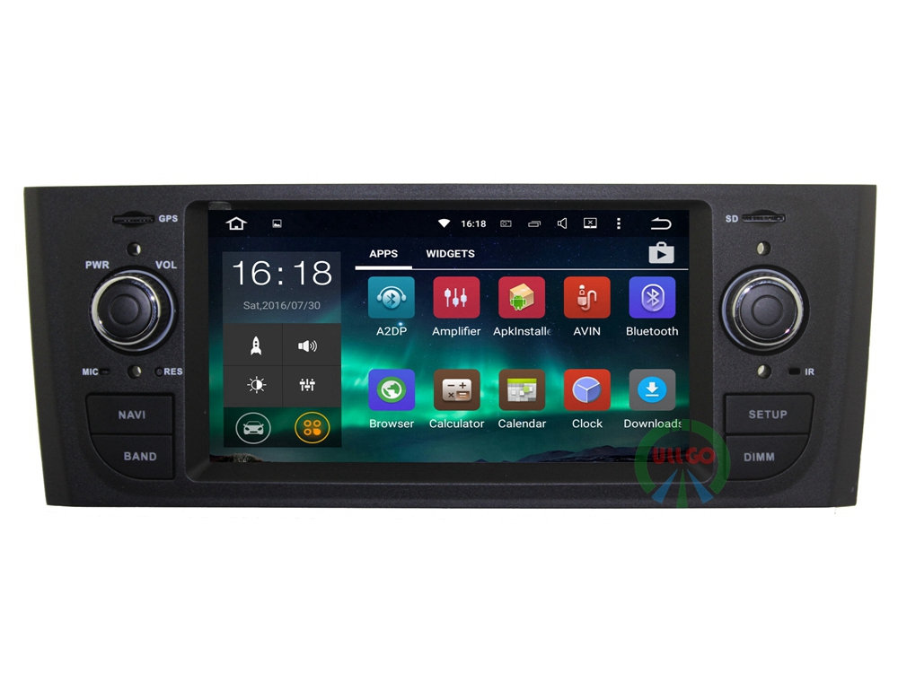 android 5 1 car radio gps for fiat grande punto linea head unit with bt rds mirrior link wifi 3g. Black Bedroom Furniture Sets. Home Design Ideas
