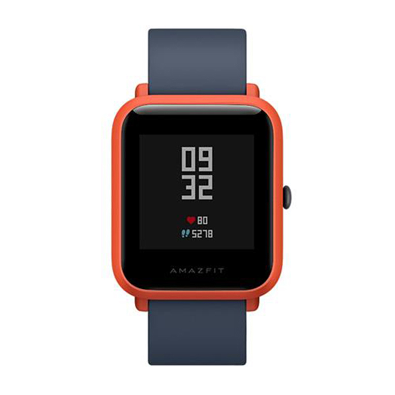 Original Xiaomi Huami AMAZFIT Smart Watch Gorilla Glass Screen IP68 Waterproof Heart Rate / Sleep Monitor Geomagnetic Sensor GPS original xiaomi huami amazfit bip smart wristband watch gps smart clock heart rate pulse monitor long standby 1 28 touch screen