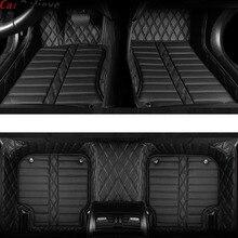 цена на Car Believe Auto car floor Foot mat For skoda superb 2017 3 kodiaq yeti octavia rs 1 fabia 3 karoq rapid 2017 accessories rugs