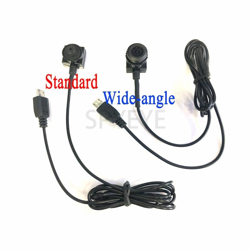 Wide Angle & Button Micro USB Android Fotocamera 1280*720 P HD 1.0MP Mobile Cam USB Telecamera A CIRCUITO CHIUSO Per Il Telefono Mobile Piccolo OTG Fotocamera