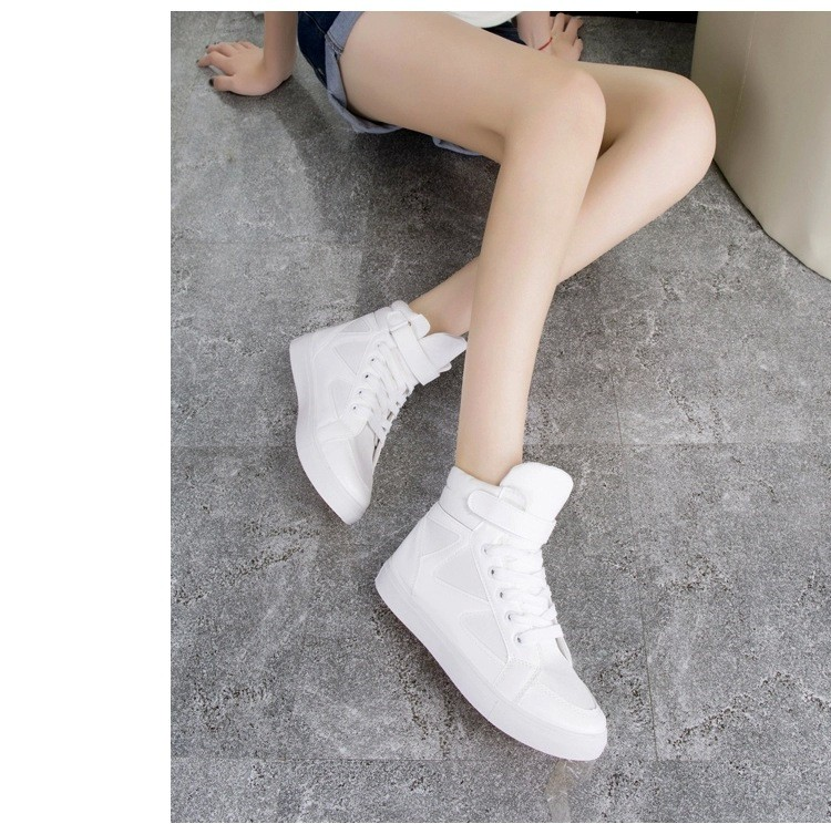 LOVE Fashion High Top Casual Shoes For Women Canvas Shoes 2015 New Autumn Ankle Boots Breathable Ladies Shoes Student Flats YD28 (19)
