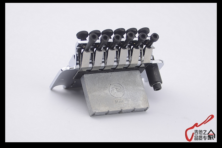 Image 5 - 1 Set GuitarFamily Tremolo System Bridge Chrome  ( without original package ) MADE IN KOREA-in Guitar Parts & Accessories from Sports & Entertainment