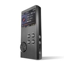 2017 A Estrenar GOCOOL P3000 DSD64 24Bit/192 Khz 64 GB Reproductor de Música Sin Pérdidas de Alta Fidelidad de nivel de Entrada de Alta calidad Mini Jugador de MP3 Del Deporte