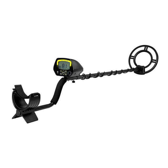 US 31 OFF New Arrival MD 3030 Portable Underground Metal Detector MD3030 Quick Shooter Gold Detector With Large LCD Screen Treasure Hunter In