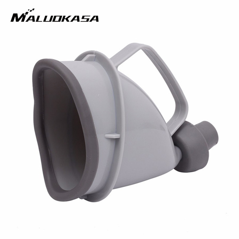 Portable Car Urinals Emergency for Man Woman Outdoor Travel Kids Adult Potty Funnel Mini Toilet Emergency Traffic Kits Urination