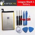 Leagoo Shark 1 battery 6300mah 100% new Replacement Battery For Leagoo Shark 1 Mobile Phone