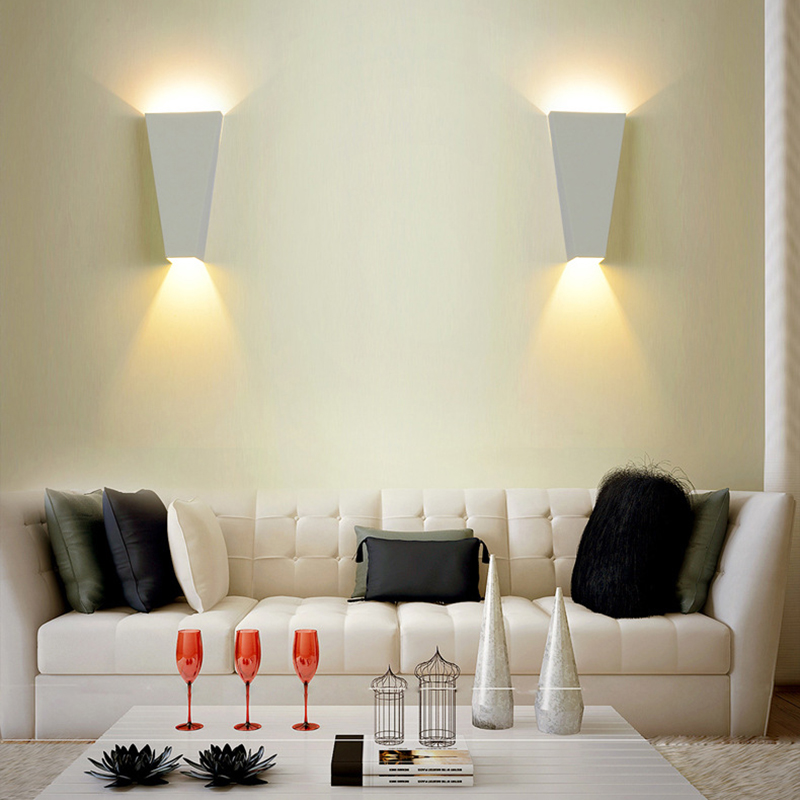 Modern LED Kamar Lampu
