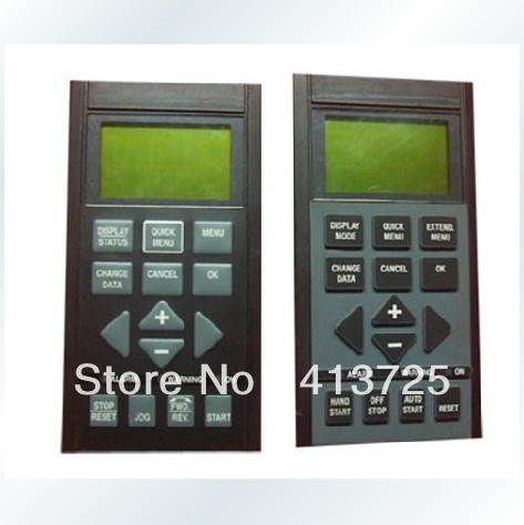 Inverter operation display panel display VLT5000/6000/7000/8000 series dhl ems 1pc uling d200m series frequency display panel 08 op 130a a2