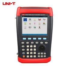 UNI-T UT285A ручной Трехфазный Анализатор качества энергии и мощности 0,1~ 1000 в
