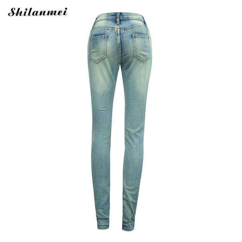 Online Shop Baggy boyfriend jeans high waist jeans Fashion Style ...