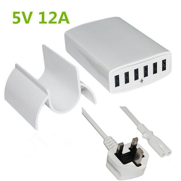 Горячие Продажи США ЕС 4 порта USB 6 Порт Micro USB Зарядное Устройство USB КОНЦЕНТРАТОР адаптер ЕС Разъем Для Samsung Зарядное Устройство Для iPhone 6 6 s Plus 5S