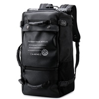 Suitcases and travel bags big capacity Travel Duffle backpack outdoor sport multifunction Camping bag weekender bag travel men