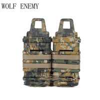 Tactical FastMag Gen3 MP7 Series Magazine Pouch Ammo Mag Holster Quick Reload Heavy Fast Mag for MOLLE PALS System