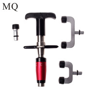 High Quality 1 Set Chiropractic Adjusting Tool Spine Activator 6 Levels 3 Heads Stainless Steel Chiropractic Adjusting