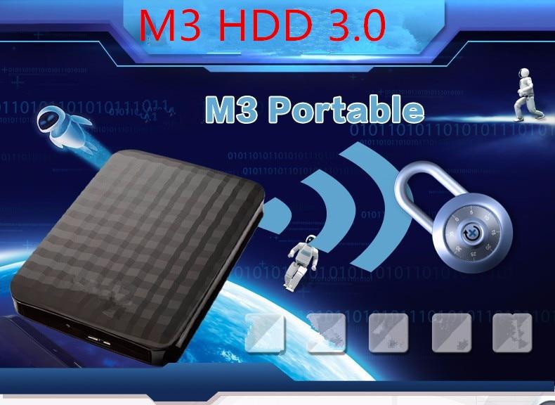 Disque dur externe HDD 2.5 Sata HD 2 to 1 to 500 go USB 3.0 mémoire externe Hardisk Disco Duro 1 to 2 to livraison gratuite - 3