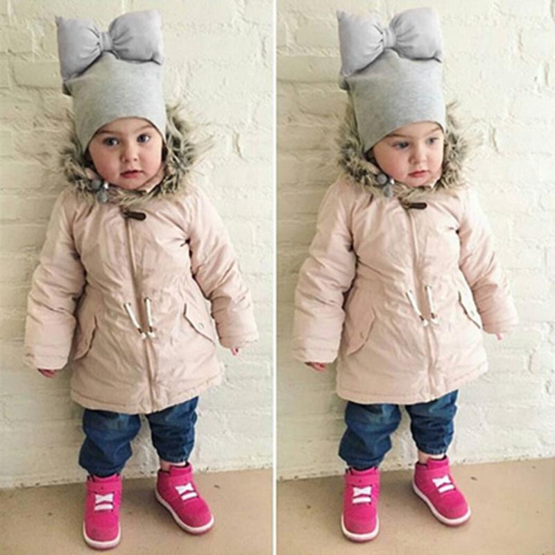 Winter Baby Hat for Girls Lovely Infant Toddler Bowknot Hats Fashion Children Knitted Beanie Cap Kids Winter Warm Caps Headwear