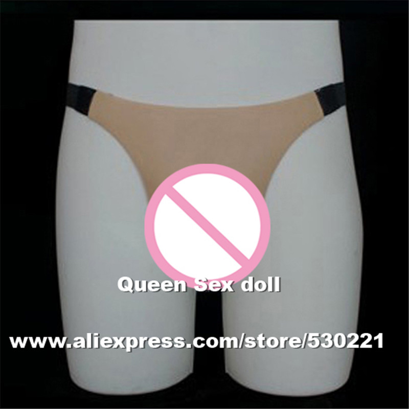Silicone Vagina Panties Sexy Toys-In Gags  Muzzles From Beauty  Health On Aliexpress -9225