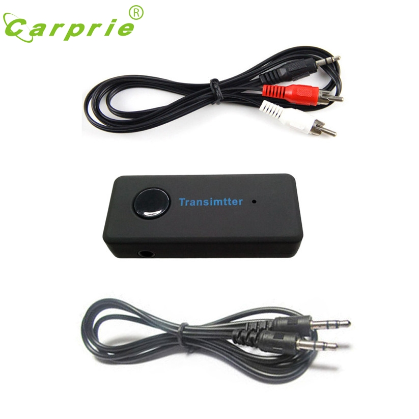 Car-styling Wireless Bluetooth Transmitter 3.5mm Car Aux Audio Stereo Music Receiver Adapter td7 Dropship