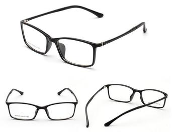 TR90 Frames PC Lenses Dynamic Eyeglasses Frames Eyewear Plain Glass Spectacle Frame Silicone Optical Brand Eye Glasses Frame