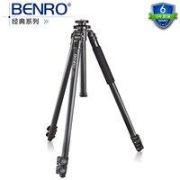 DHL gopro Benro a2570f Классическая серия Алюминиевый сплав штатив professional камера slr штатив оптовая продажа