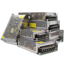 Lighting Transformers DC 5V 12V 24V 36V Power Supply Adapter 5 12 24 36 V VOlt Power Supply 1A 2A 3A 5A 6A 8A 10A 15A 20A 30A цены онлайн