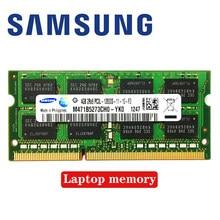 Samsung 4gb 8gb 4g 8g 10600 s 12800 s 8500 s ddr31333 1600 1066 1333 mhz 1600 mhz módulo ecc portátil notebook memória ram 4gbx2 = 8gb