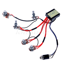 Belcat Top Quality Active EQ Active EQ-B3T Preamp Circuit For Bass Guitar Replacement