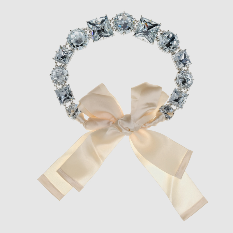 Amorita boutique fashionable geometric cubic zirconia necklaces
