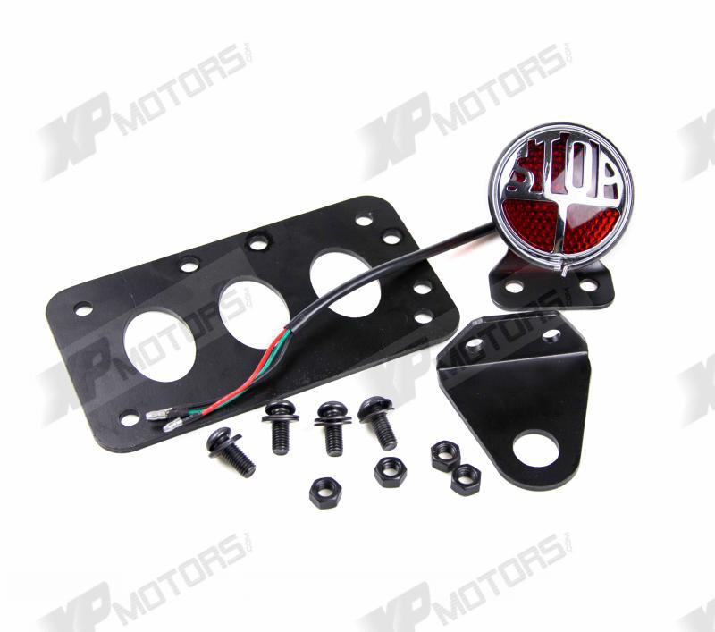 New Black Side Mount License Plate Bracket For Suzuki Honda Kawasaki Yamaha Cruisers smaart v 7 new license