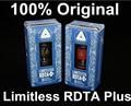 100% Original IJOY Ilimitada Plus RDTA 2 Pós Deck 6.3 ml Atomizador Gênese Rebuildable RDTA Ilimitadas Do Tanque Estilo Mais