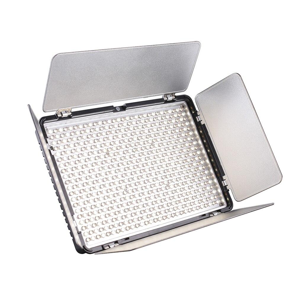 Capsaver TL-600A LED-videoljuskit Justerbar bi-färgfotografisk - Kamera och foto - Foto 2