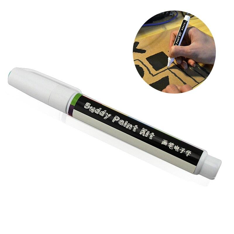 desenhar instantaneamente mágica caneta circuito diy fabricante