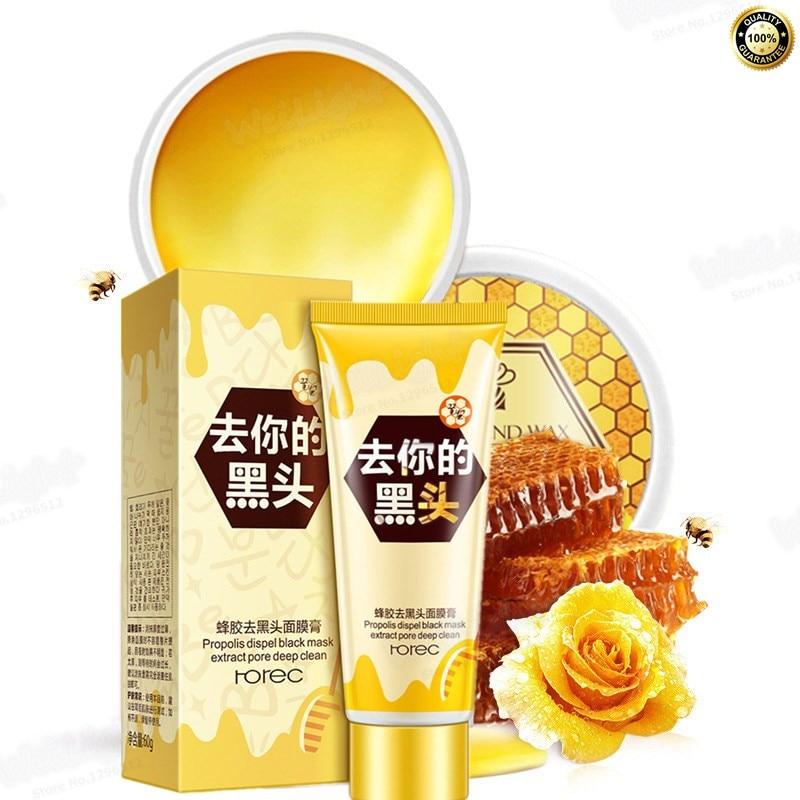 Honey Moisturizing Whitening Mask Honey Cream Face Care Anti-wrinkle Nourish Women Face Skin Care Treatment Cosmetics Makeup