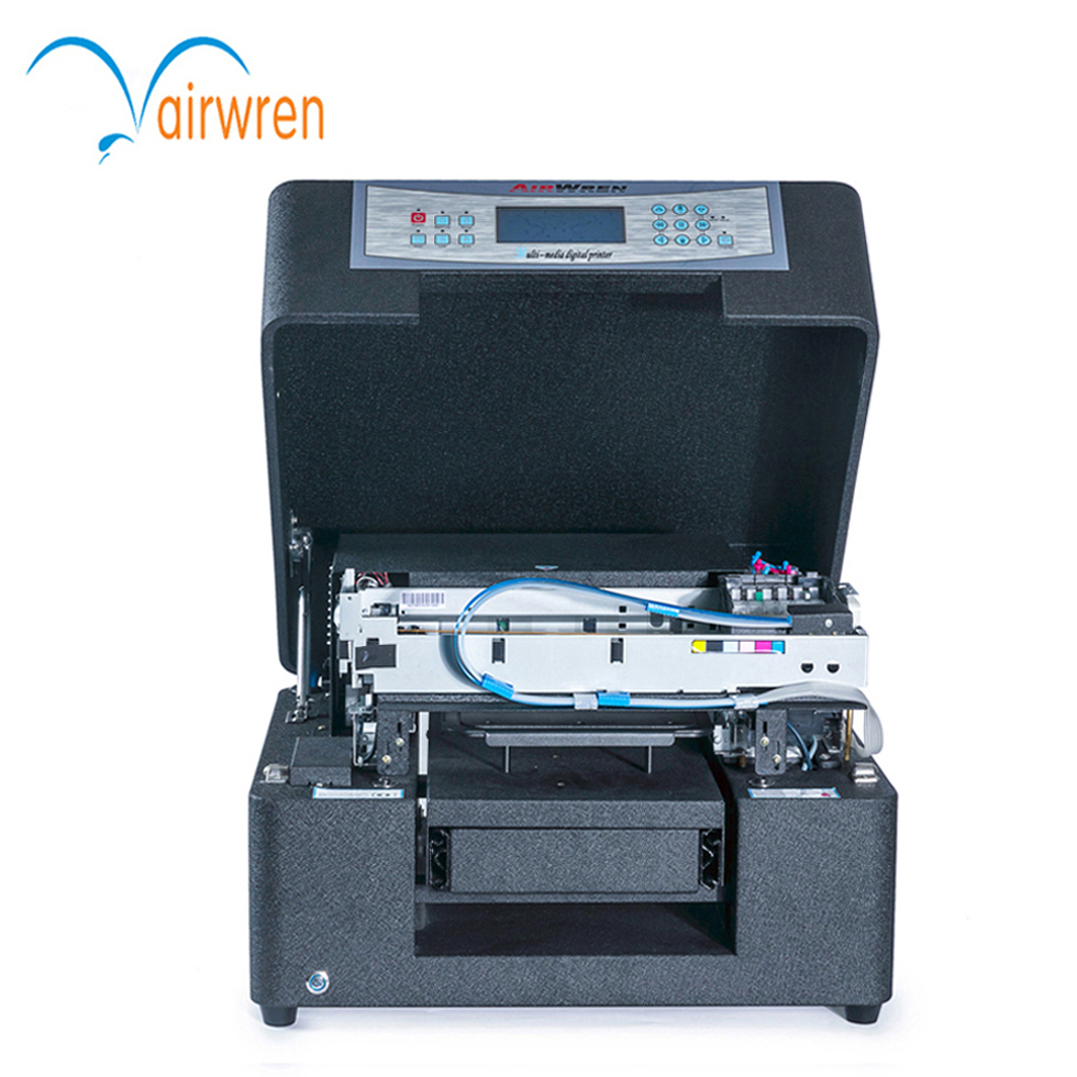 Industrial digital textile printing machine with R330 technology A4 dtg printer for t shirt