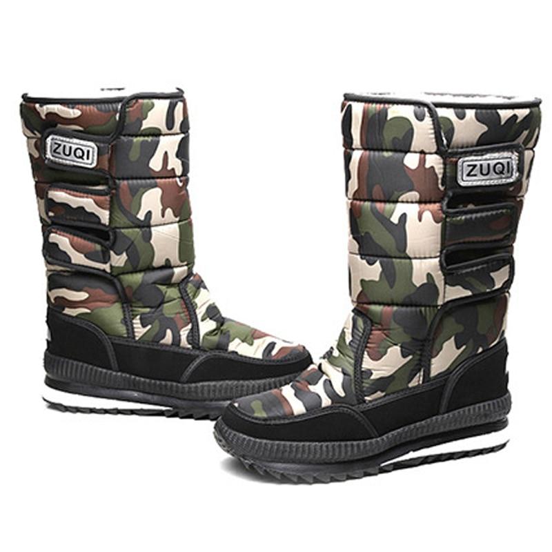 9bf9bb91422 Viento camouflage Caliente Mujeres Invierno Impermeable Black Xwa2832 Nieve  Parkside Plataforma Mujer 45 Botas gray Abajo ...