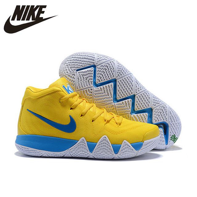 c28ec4bdd87 New Arrival Nike Kyrie 4 Irving 4th Generation Confetti Men s Basketball  Shoes
