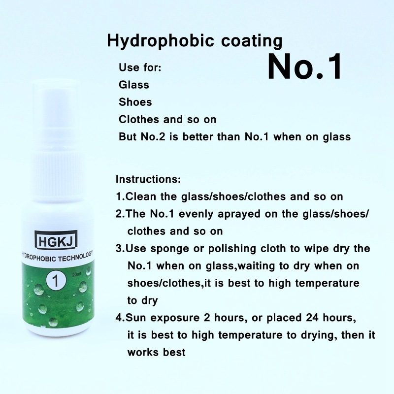 Fabric coating 1