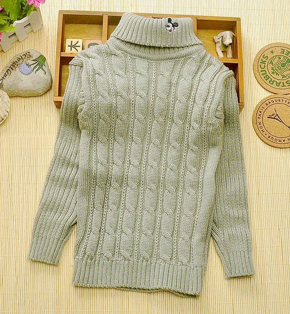 Adorable Baby Knitted Sweater