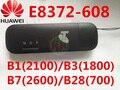Разблокирована Huawei E8372 4 г Модем E8372h-608 4 Г Wi-Fi маршрутизатор 3 г 4 Г wi-fi Модем ПК huawei E8278 e355 w800 W800Z e5372 e589 e355 e5577