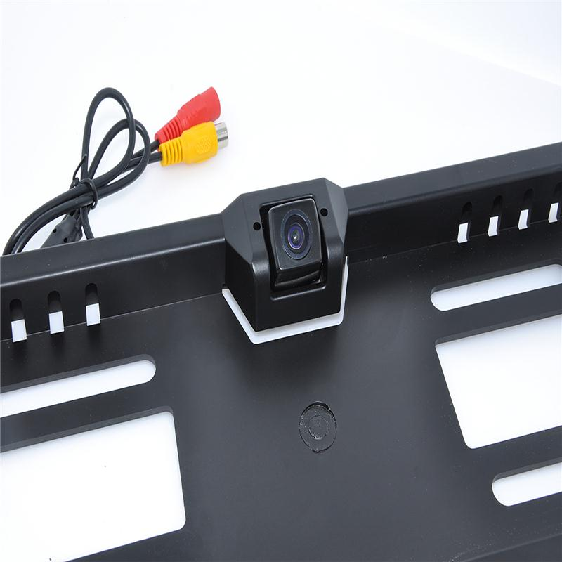 2016 Auto Kenteken Frame Camera Auto Achteruitrijcamera Reverse - Auto-elektronica - Foto 5