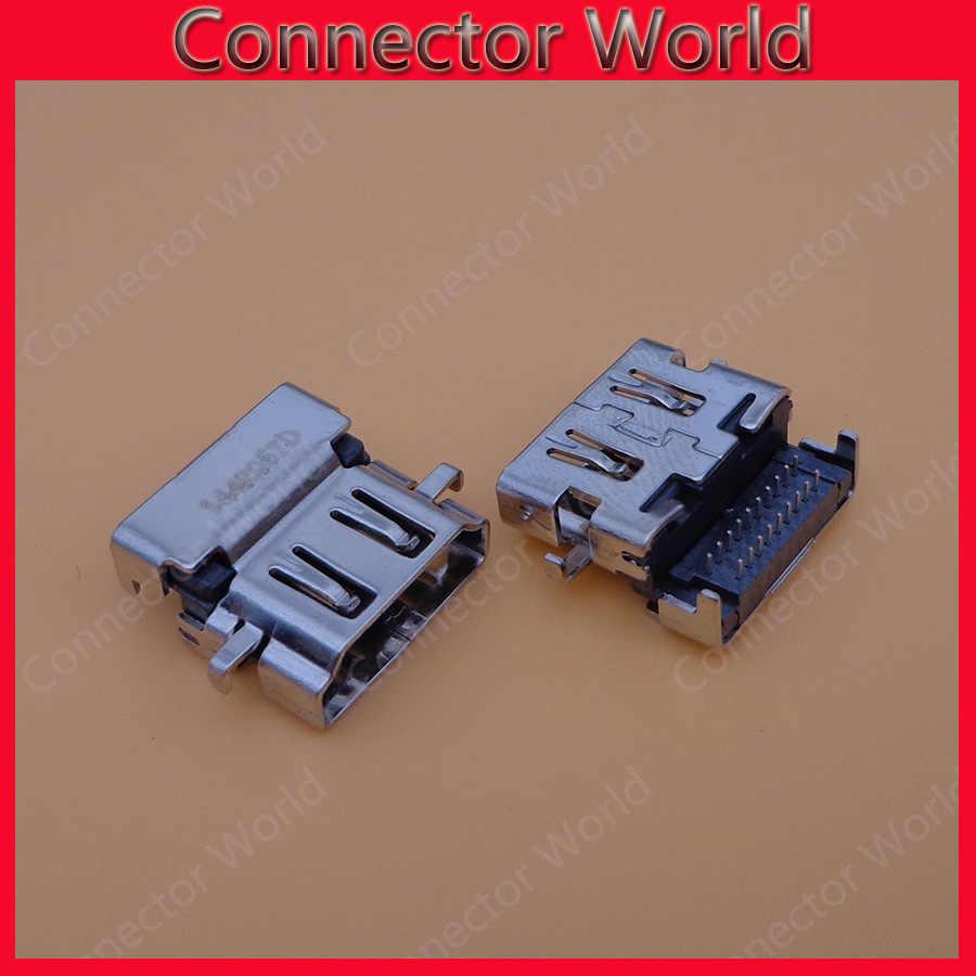 3 предмета в комплекте, новинка, замена и гнездового разъема HDMI/гнездо разъема ПП/19 P HDMI Порты и разъёмы для Asus lenovo hp samsung и т. д. материнская плата для ноутбука