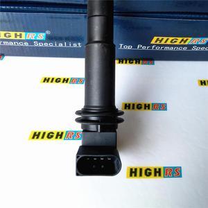 Image 3 - مجموعة من 8 حزمة ملفات الإشعال لـ 2003 2005 بورش كاريرا GT 5.7L كايين 4.5L UF 513 98060290400 98060290401 98060290403