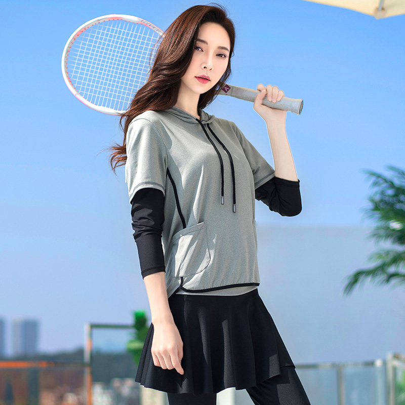 Fitness Clothes Buy Online: Aliexpress.com : Buy LYSEACIA Long Sleeve Fitness Clothing