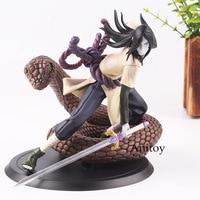 Naruto Shippuden Figure Sannin Orochimaru Action Figrue Orochimaru With Snake Ver. Toy 13cm
