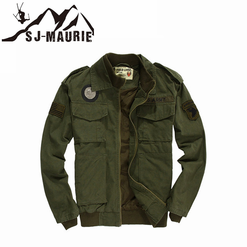 Tactical Hiking Jacket Men's Airborne Military Uniform Army Style Special Troops Coat American Military Clothing Male Green airborne pollen allergy